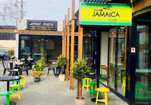 Freelance Copywriting Project - Branding and website including project descriptions for Taste Jamaica